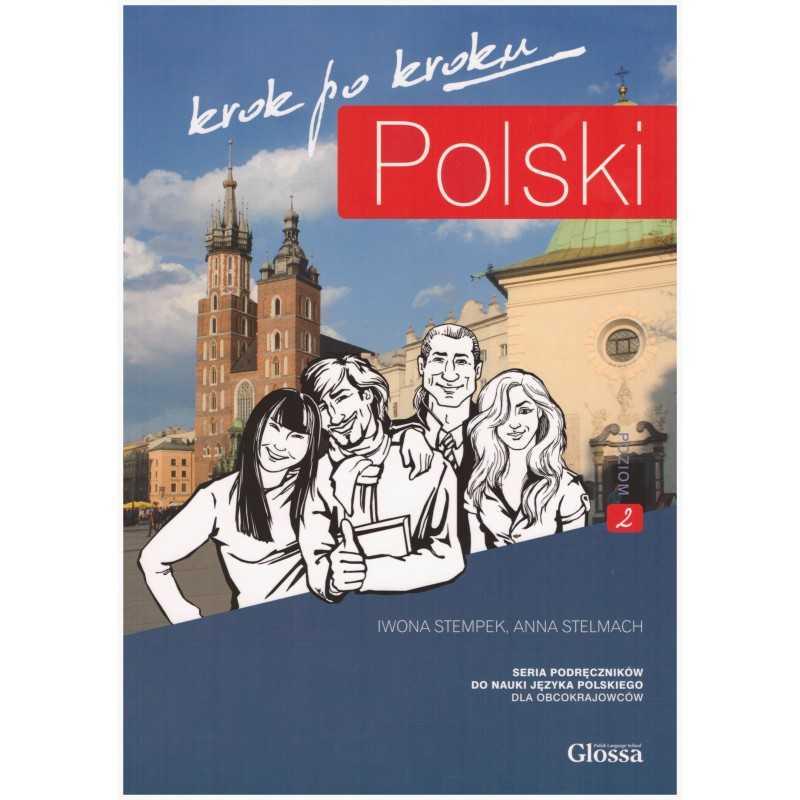 Polski krok po kroku - Podręcznik - poziom 2