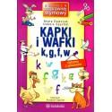 Kapki i Wafki - k, G, f, w