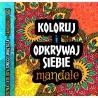 Koloruj i odkrywaj siebie-mandale