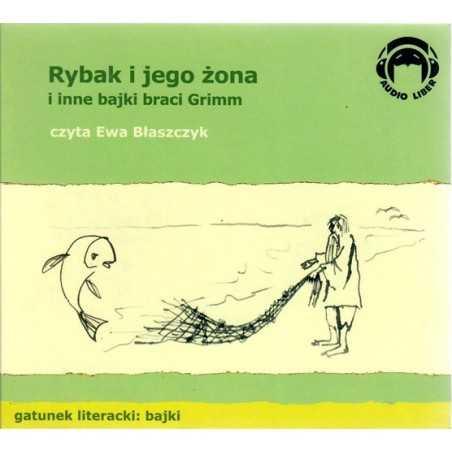 Rybak i jego żona - Bajki braci Grimm na płycie CD