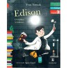 Edison. O wielkim wynalazcy - Czytam sobie - Poziom 3