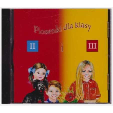 Płyta CD dla kl. II i III