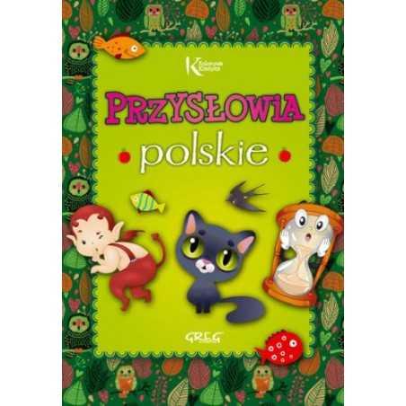 Przysłowia polskie (twarda oprawa, szyta nićmi)
