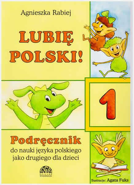 Lubie Polski 1 podrecznik
