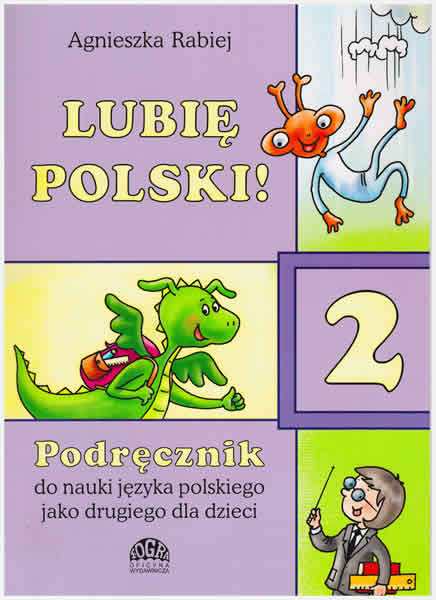 Lubie Polski! 2 podrecznik