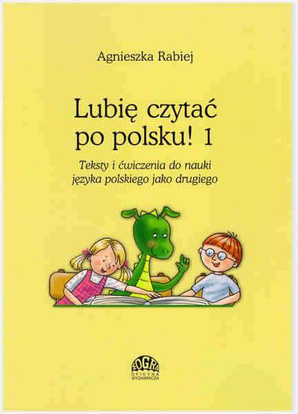 Lubie czytac po polsku! 1