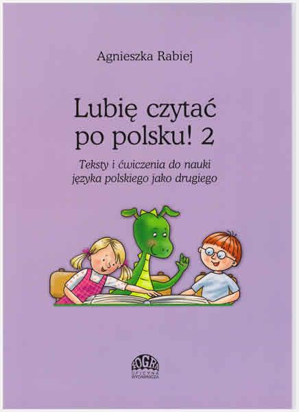 Lubie czytac po polsku! 2