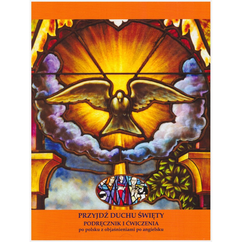 Przyjdż Duchu Święty - okładka