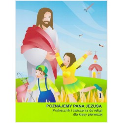 """Getting to know Jesus"" - a textbook for class I"