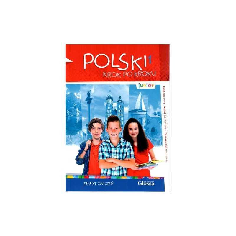 Polski krok po kroku Junior, Zeszyt ćwiczeń