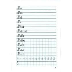 LUBIĘ ŁADNIE PISAĆ – Ćwiczenia do kaligrafii – Część 1