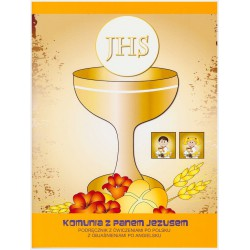 """Communion with Jesus"" - Handbook for the First Holy Communion"