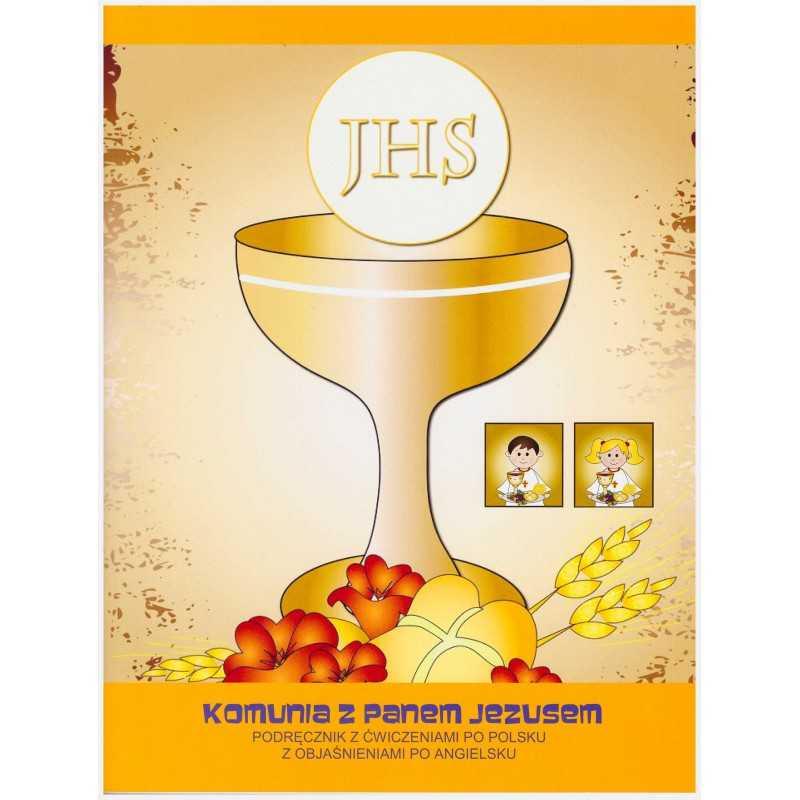 Komunia z Panem Jezusem