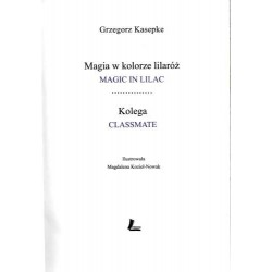 Magia w kolorze lilaróż/Magic in lilac