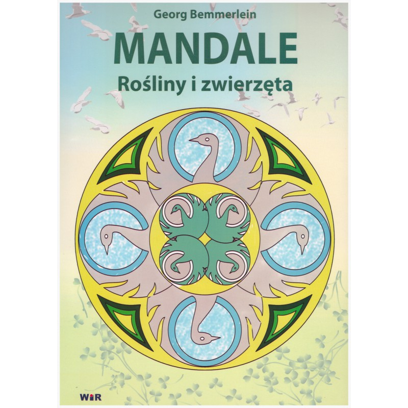 Mandalas - Plants and animals