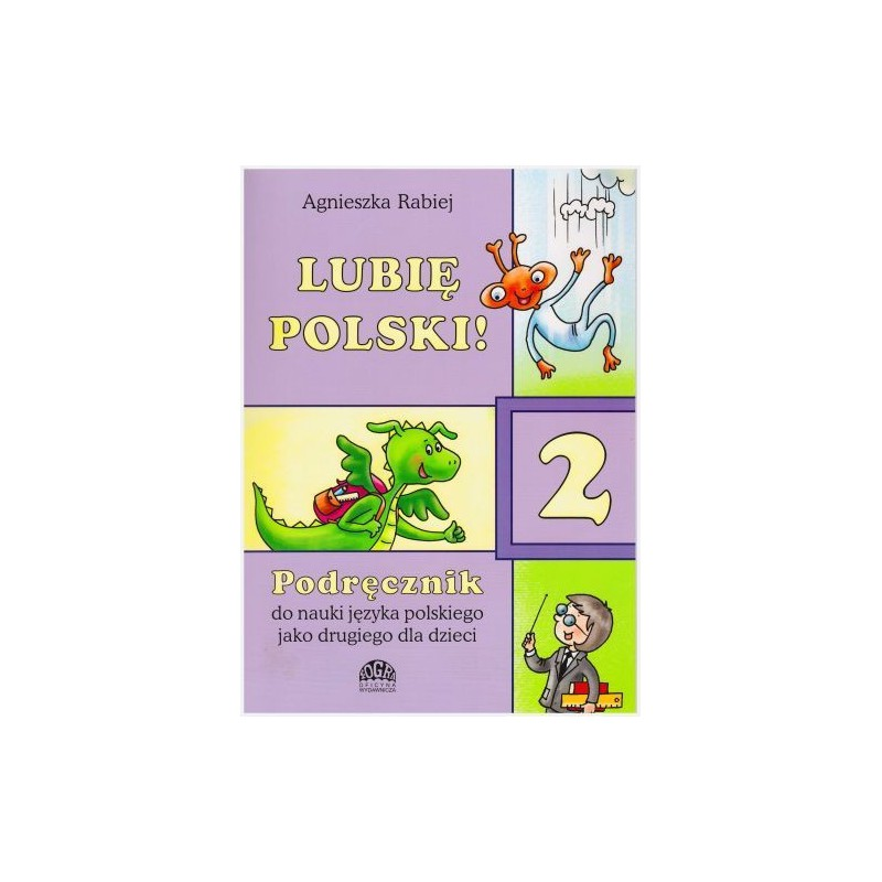 cd74ac86c940ae Lubię Polski! 2 - podręcznik