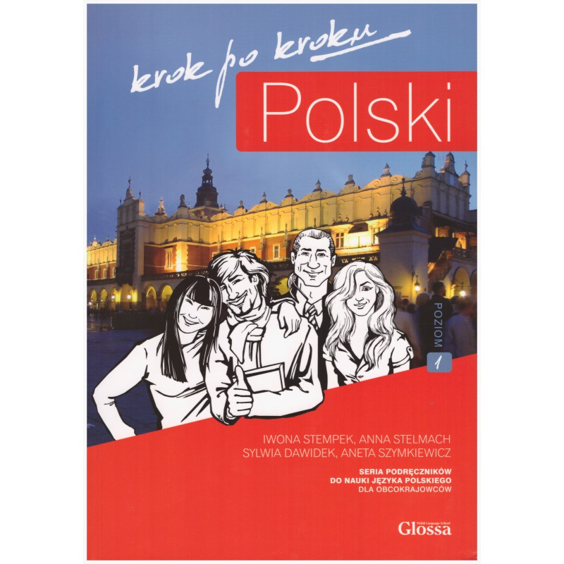 Polski krok po kroku - Podręcznik Poziom 1