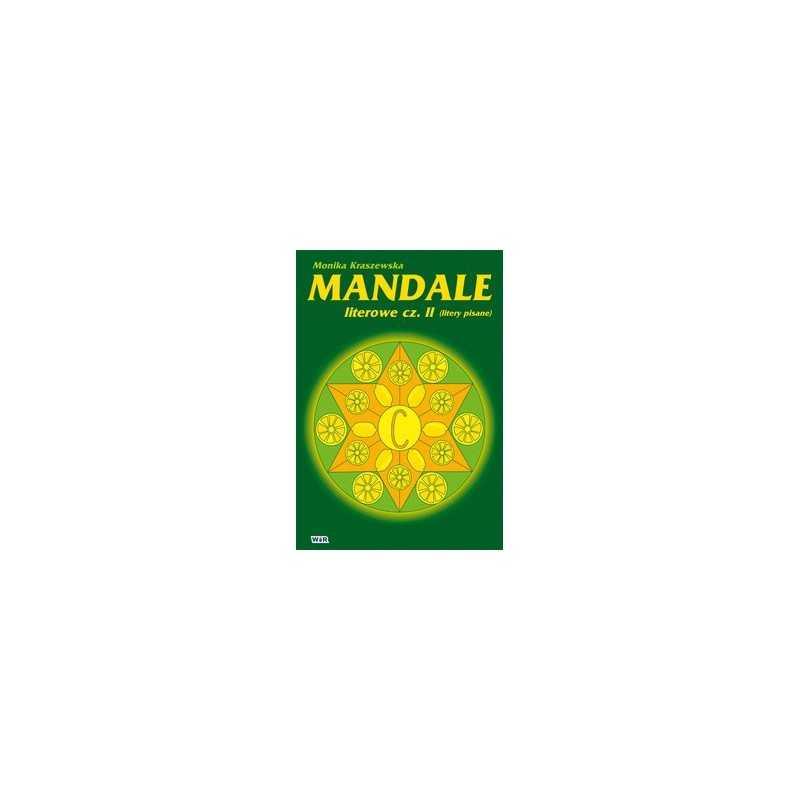 Letter Mandalas part II