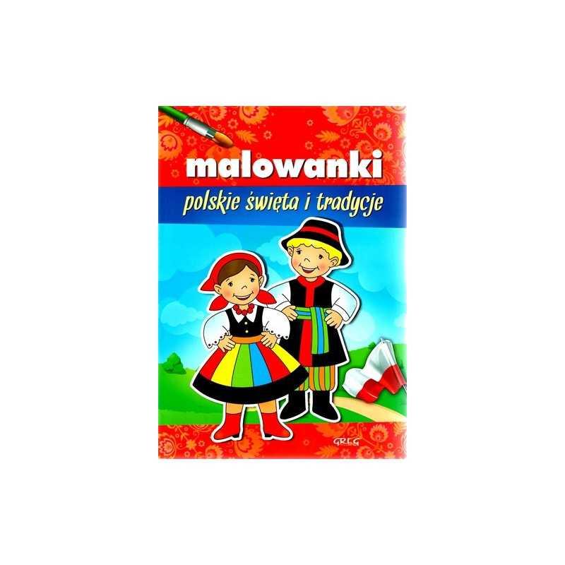 Malowanki - polskie święta i tradycje