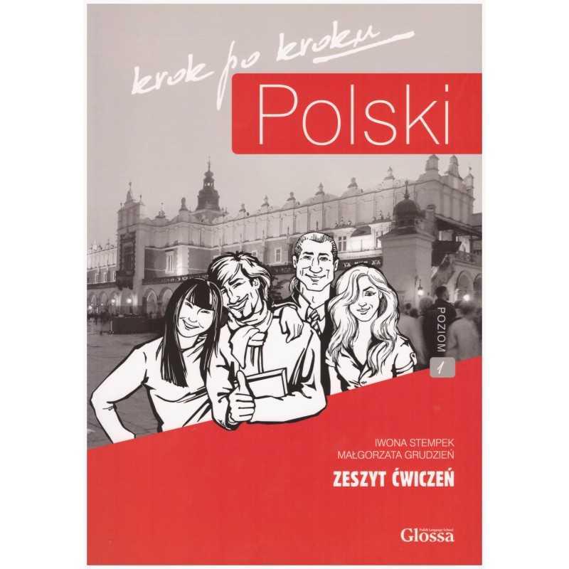 Polski krok po kroku zeszyt ćwiczeń okładka