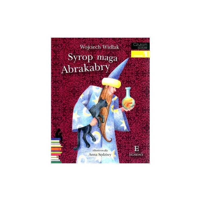 Syrop maga Abrakabry - Czytam Sobie - Poziom 1