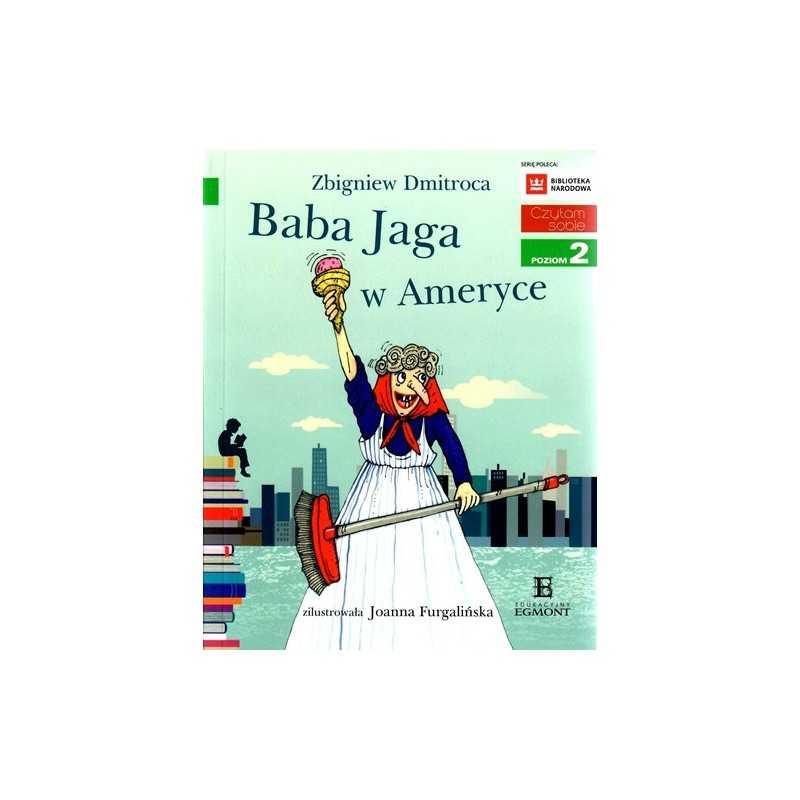Baba Jaga w Ameryce - Czytam sobie - Poziom 2