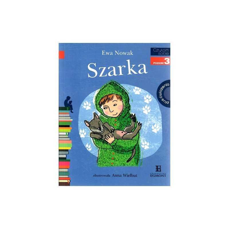 Szarka - Czytam sobie - Poziom 3