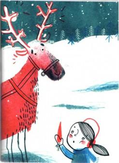 ŚwiĄty Mikołaj - Czytam sobie - Poziom 3