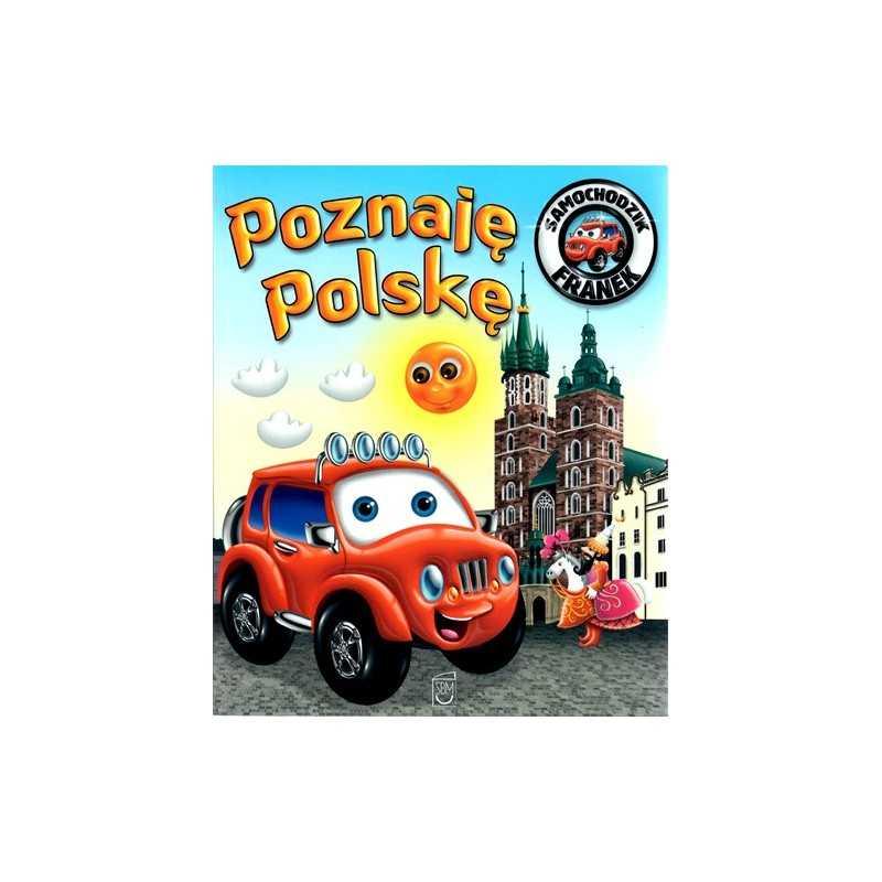 Samochodzik Franek - Poznaję Polskę