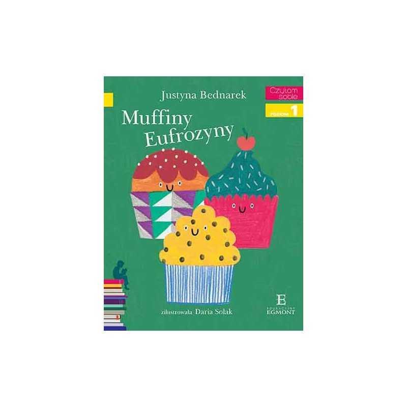 Muffiny Eufrozyny - Czytam sobie - Poziom 1