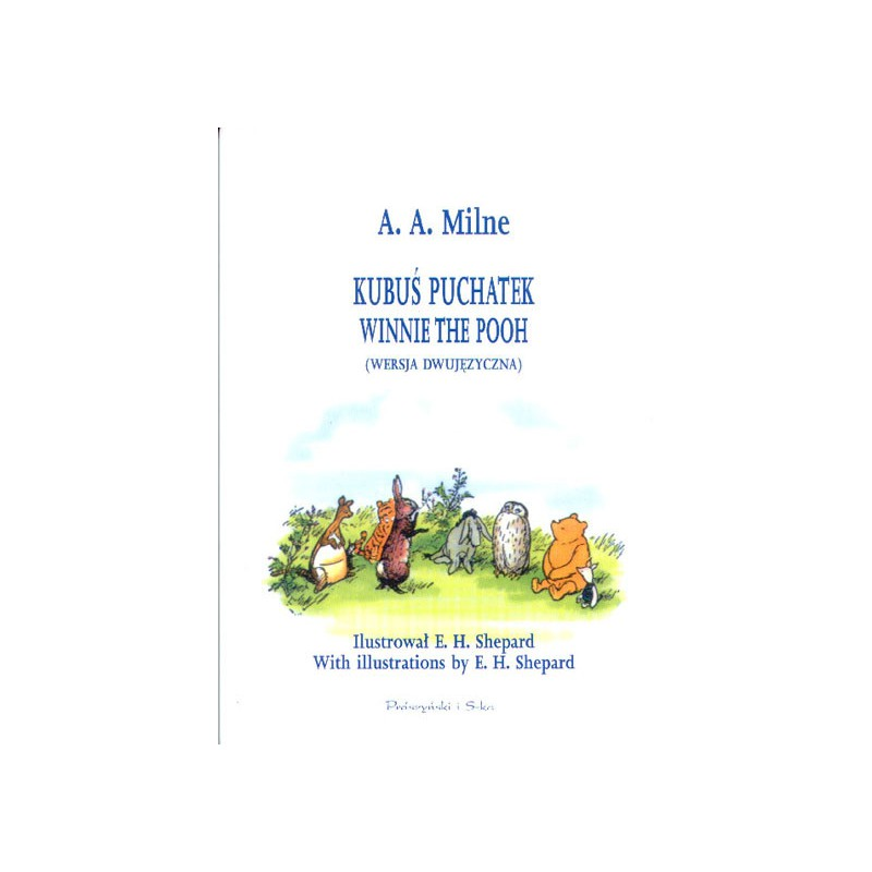 Winnie the Pooh. English-Polish version