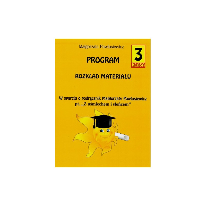 Guide for a teacher in Polish Saturday Schools Year 3