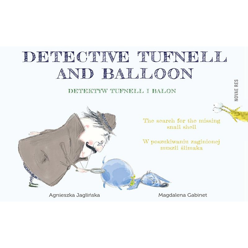 Detektyw Tufnell i Balon / Detective Tufnell and Balloon