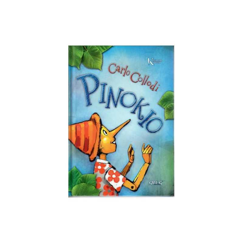 Pinokio (twarda oprawa)