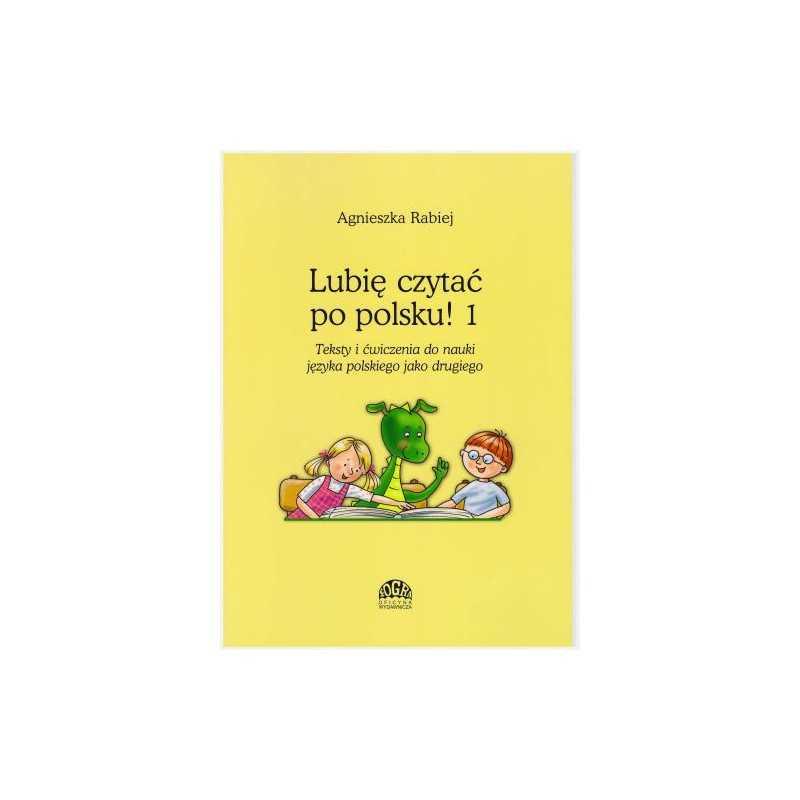 Lubię czytać po polsku! 1 - Reading book