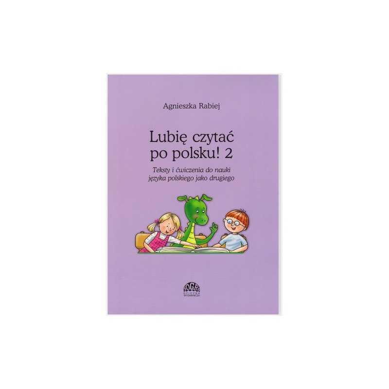 Lubię czytać po polsku! 2 - reading book