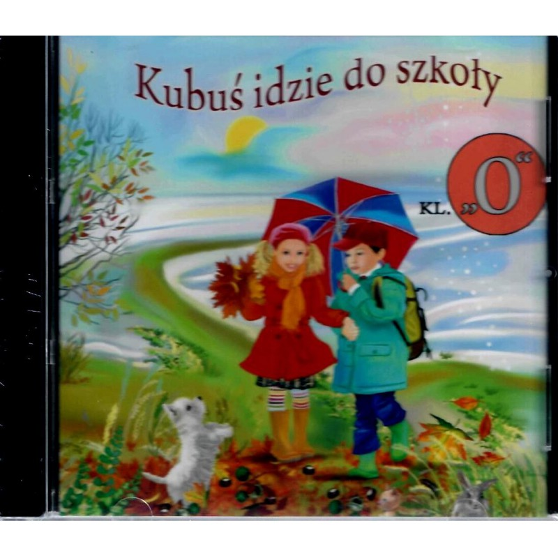 CD with songs and rhymes for preschool year 0