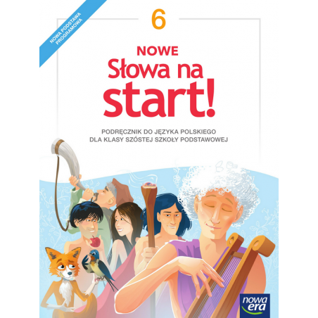 podręcznik język polski klasa 4 nowa era