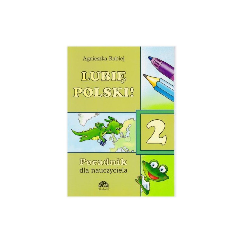 Lubię polski 2! - Guide for a teacher