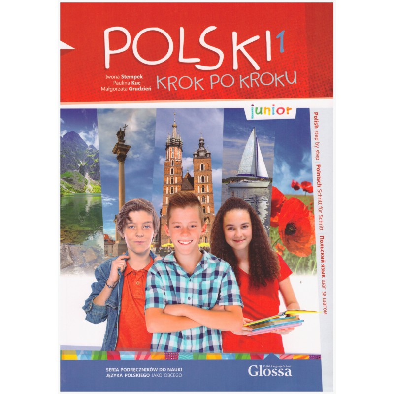 Polski krok po kroku – Junior, Podręcznik