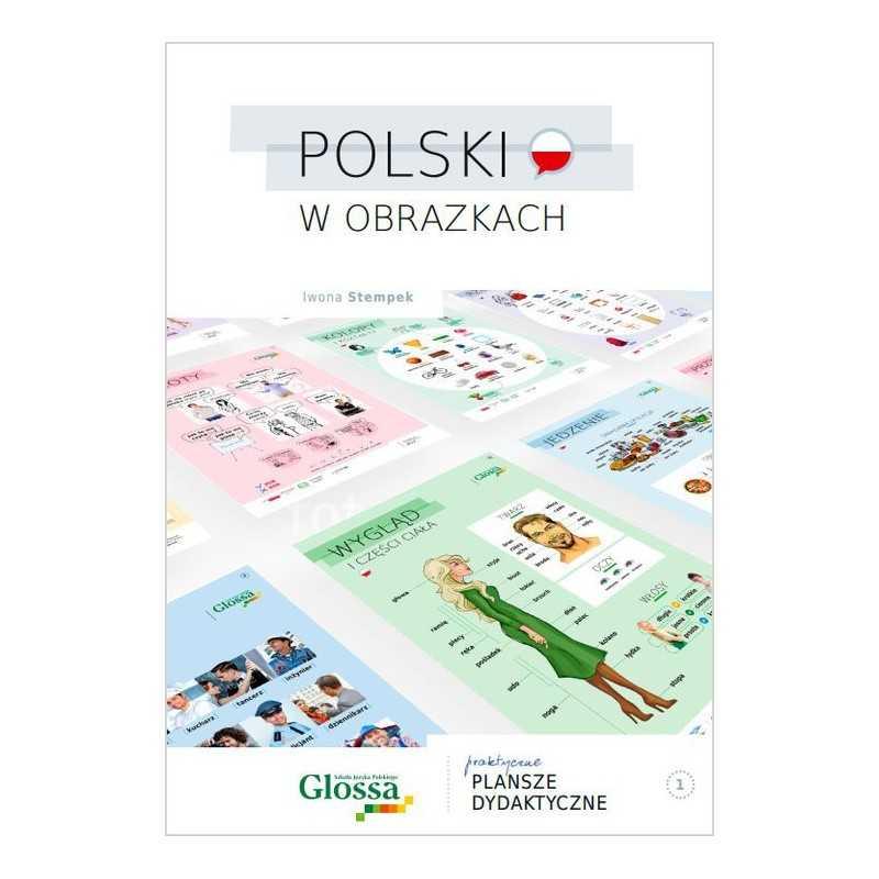 Polski w obrazkach, plansze dydaktyczne