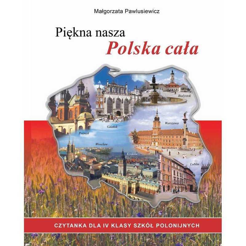Piękna nasza Polska cała okładka