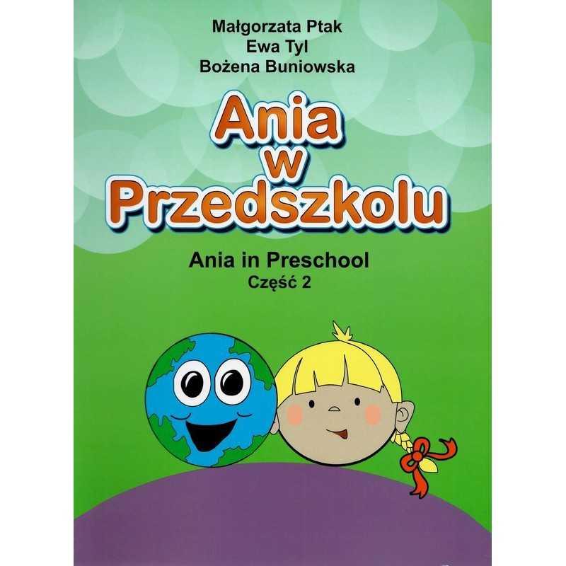 Ania in Preschool, part 2