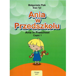 Ania in Preschool, part 1