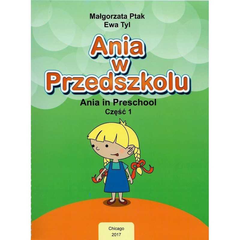 Ania in Preschool, part 1