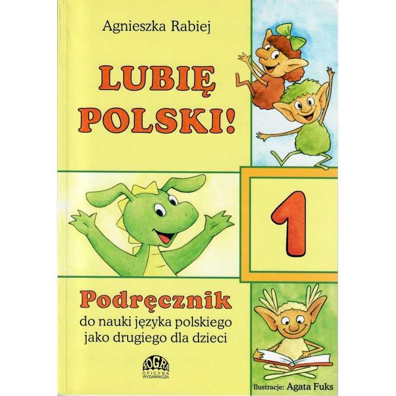 Lubię polski 1, Podręcznik