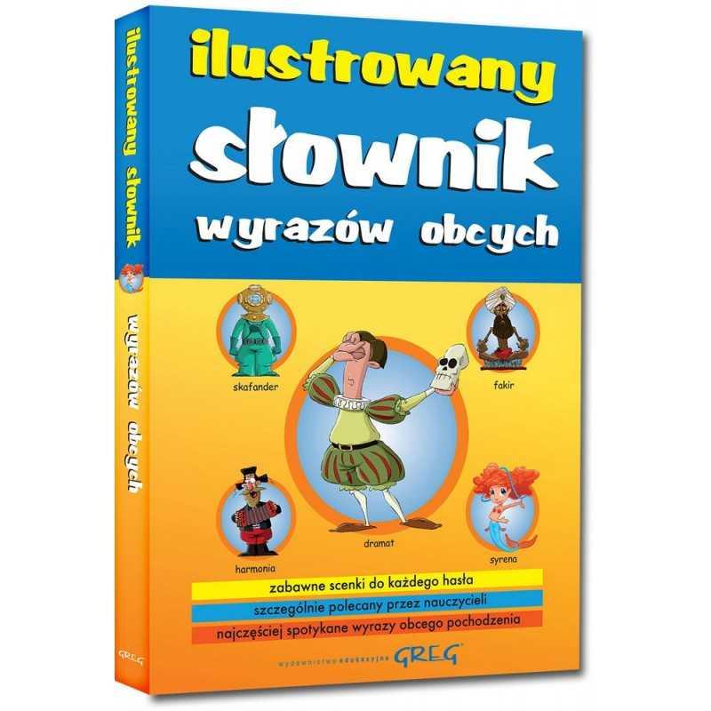 Ilustrowany słownik wyrazów obcych