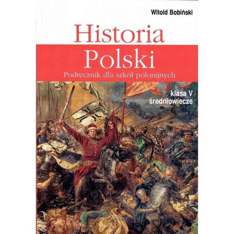 Historia Polski kl. 5 - średniowiecze