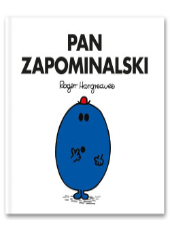 Pan Zapominalski - tłumaczenie Mr. Forgetful