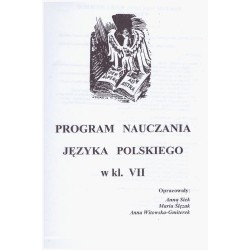 Guide for a teacher in Polish Saturday Schools Year 7 PDF